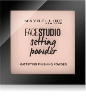 Maybelline Face Studio Mattifying Powder for All Skin Types