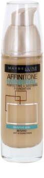 Maybelline Affinitone Mineral make up lichid