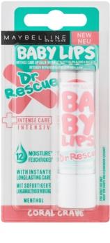 Maybelline Baby Lips Dr Rescue bálsamo hidratante para labios con efecto frío