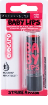 Maybelline Baby Lips Electro bálsamo labial con color suave