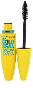 Maybelline Volum' Express The Colossal wodoodporny tusz do rzęs do zwiększenia objętości