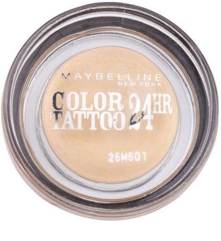 Maybelline Eyestudio Color Tattoo 24 HR gélové očné tiene