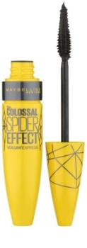 Maybelline Volum' Express The Colossal Spider Effect mascara cils volumisés, allongés et séparés