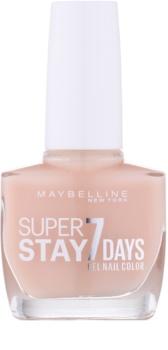 Maybelline Forever Strong Pro лак для нігтів