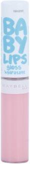 Maybelline Baby Lips Gloss Hydratant hydratačný lesk na pery