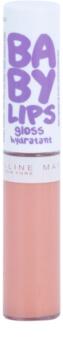 Maybelline Baby Lips Gloss Hydratant brillant à lèvres hydratant