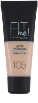 Maybelline Fit Me! Matte+Poreless