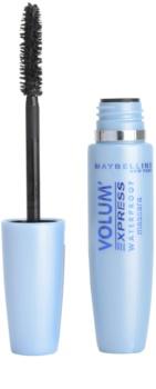 Maybelline Volum' Express Waterproof voděodolná řasenka pro 3x větší objem