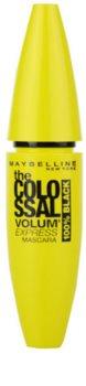 Maybelline Volum' Express The Colossal 100% Black riasenka