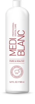 MEDIBLANC Pure & Healthy рідина для полоскання ротової порожнини для стійкої свіжості подиху