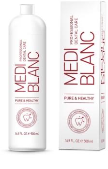 MEDIBLANC Pure & Healthy płyn do płukania ust do długotrwałego świeżego oddechu