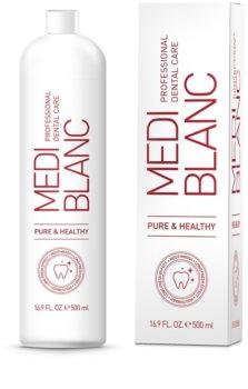 MEDIBLANC Pure & Healthy ústna voda pre dlhotrvajúci svieži dych