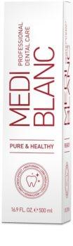 MEDIBLANC Pure & Healthy szájvíz a hosszantartó friss lehelletért