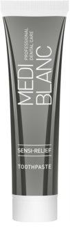 MEDIBLANC Sensi-Relief pasta de dinti pentru dinti sensibili