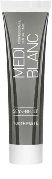 MEDIBLANC Sensi-Relief zubná pasta pre citlivé zuby