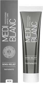 MEDIBLANC Sensi-Relief Zahnpasta für empfindliche Zähne