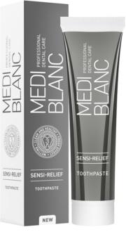 MEDIBLANC Sensi-Relief dentifrice pour dents sensibles