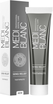 MEDIBLANC Sensi-Relief οδοντόκρεμα  για ευαίσθητα δόντια