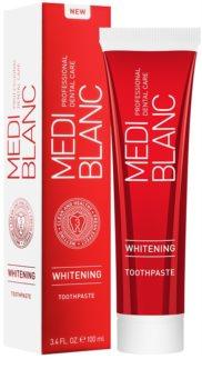 MEDIBLANC Whitening pasta do zębów o działaniu wybielającym