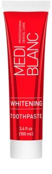 MEDIBLANC Whitening Zahnpasta mit bleichender Wirkung