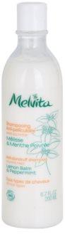 Melvita Anti-dandruff šampon proti lupům pro všechny typy vlasů
