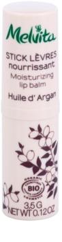 Melvita Argan Oil Lip Balm Nutrition And Hydration