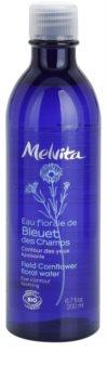 Melvita Eaux Florales Bleut des Champs zklidňující čisticí voda na oční okolí