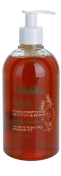 Melvita Hair champô suave de limpeza para cabelo oleoso