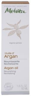Melvita Huiles de Beauté Argan nährendes und revitalisierendes ÖL Für Gesicht und Körper