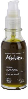 Melvita Huiles de Beauté Avocat Smoothing Oil Eye Contour and Skin