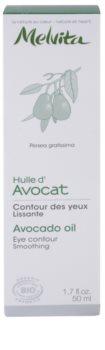 Melvita Huiles de Beauté Avocat vyhlazujíci olej na oční okolí a pleť