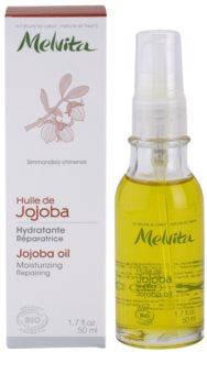 Melvita Huiles de Beauté Jojoba Moisturizing Repairing Oil For Face And Body