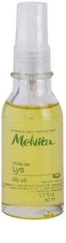 Melvita Huiles de Beauté Lys rozjasňující ochranný olej na obličej a ruce