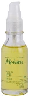 Melvita Huiles de Beauté Lys óleo protetor e iluminador para rosto e mãos