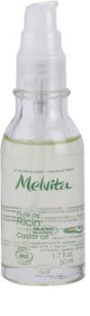 Melvita Huiles de Beauté Ricin posilující olej na nehty a řasy
