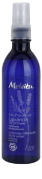 Melvita Eaux Florales Lavende Officinale čistiaca voda pre obnovenie rovnováhy pleti v spreji