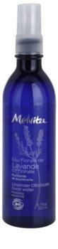 Melvita Eaux Florales Lavende Officinale čisticí voda pro obnovení rovnováhy pleti ve spreji