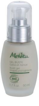 Melvita Les Essentiels zpevňující krémový gel na dekolt a poprsí