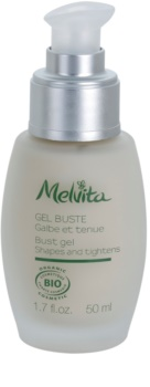 Melvita Les Essentiels festigendes Creme-Gel für Dekollté und Brust