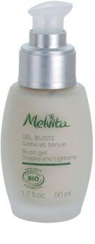 Melvita Les Essentiels gel-crema reafirmante para escote y pecho