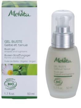 Melvita Les Essentiels Firming Cream Gel For Décolleté And Bust
