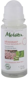 Melvita Les Essentiels Deoroller ohne Aluminium für empfindliche Oberhaut