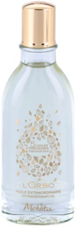Melvita L'Or Bio łagodny suchy olej do twarzy, ciała i włosów