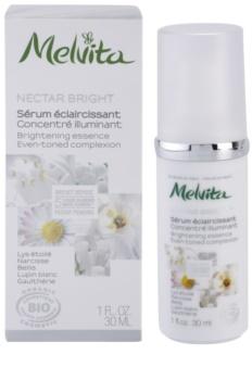 Melvita Nectar Bright sérum pro rozjasnění pleti