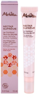 Melvita Nectar Supreme Smoothing Eye Cream For Eye Area And Lips