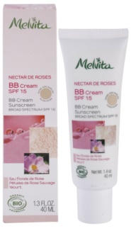 Melvita Nectar de Roses BB creme  SPF 15