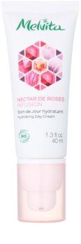 Melvita Nectar de Roses krem nawilżający na dzień do skóry normalnej