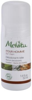 Melvita Pour Homme dezodorant w kulce bez zawartości aluminium