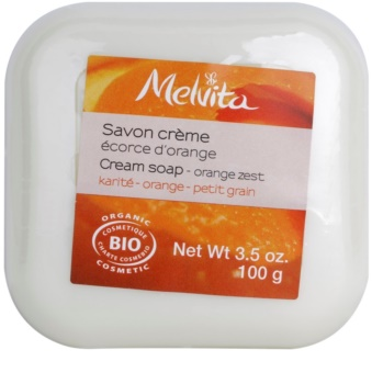 Melvita Savon Creamy Soap With Shea Butter