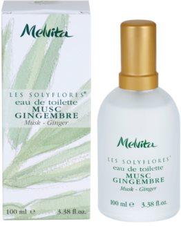 Melvita Solyflores Musk - Ginger eau de toilette nőknek 100 ml